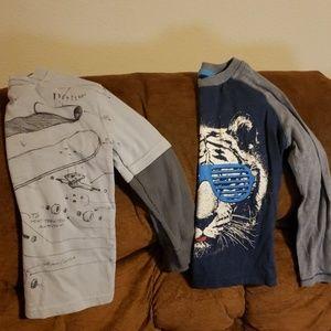 Shaun White Shirts & Tops - 4/$20 boys long sleeve shirts